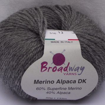 Broadway Merino Alpaca 8 Ply